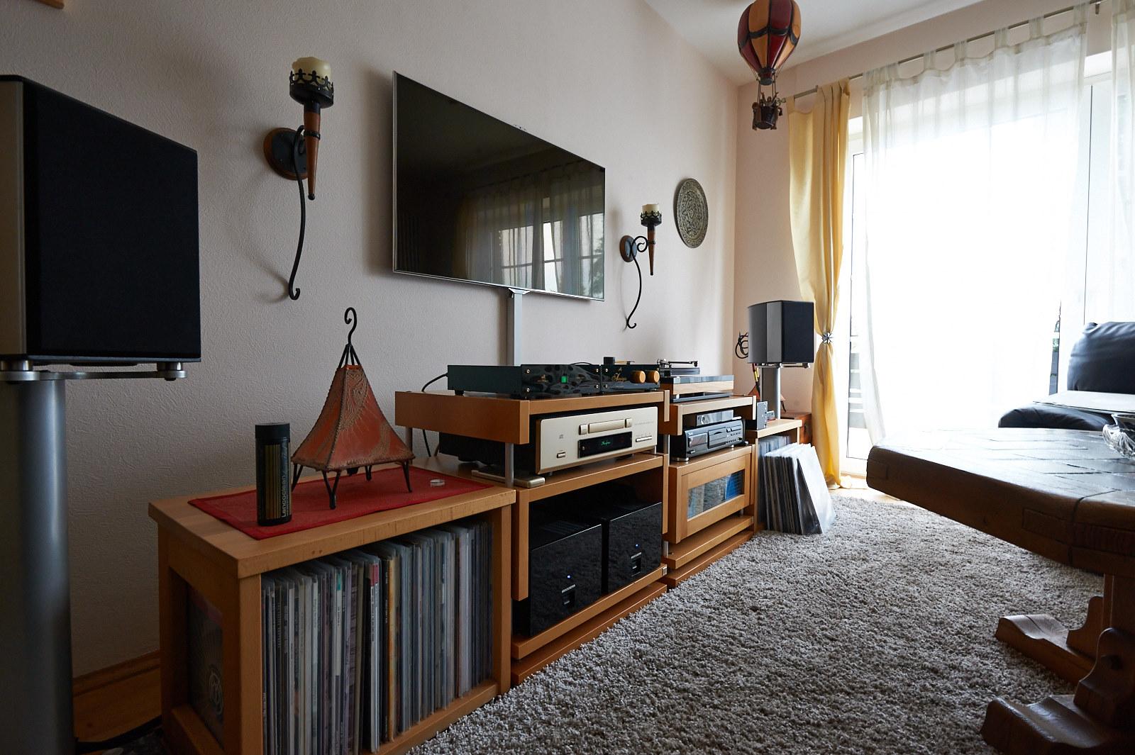 impressionen hi fi studio bernd m ller k ln. Black Bedroom Furniture Sets. Home Design Ideas