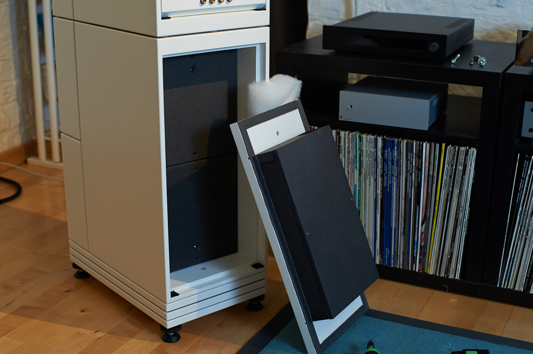 Sehring Audio Systeme Serie 900 - Sandkammern