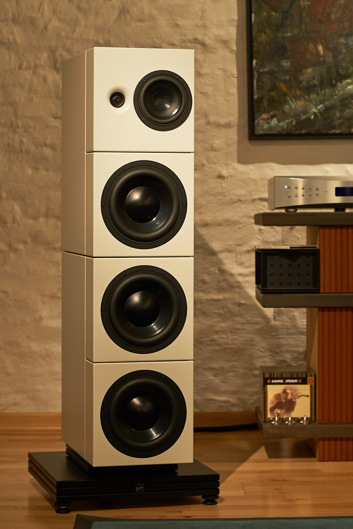 Sehring Audio Systeme Serie 900, Modell 903 B, Mittel-Hochtonmodul 90°