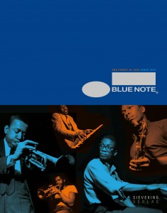 Blue Note - The Finest In Jazz, Buchcover © Sieveking Verlag