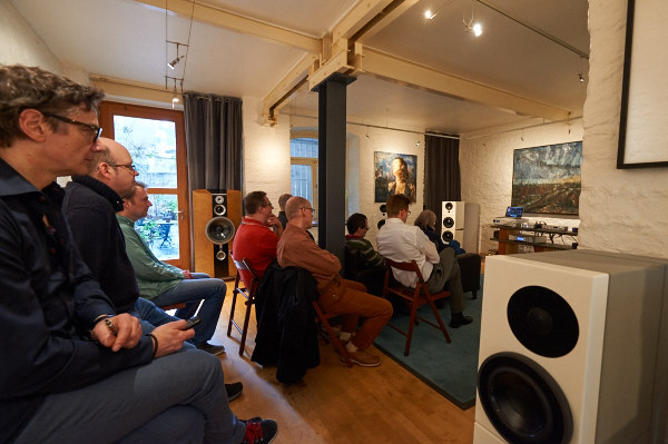 Sehring Audio Workshop Systeme 900, 21. + 22. März 2015