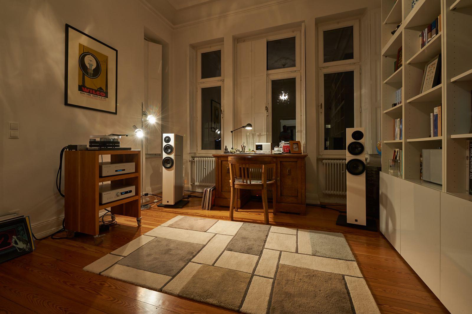 Sehring Audio Systeme S704SE - Bladelius Thor II + Bladelius Freja III