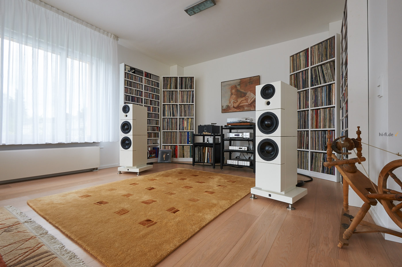 Sehring 902B - Rowland Capri S2 + Model 525 - dCS-Puccini - Bauer Audio dps2