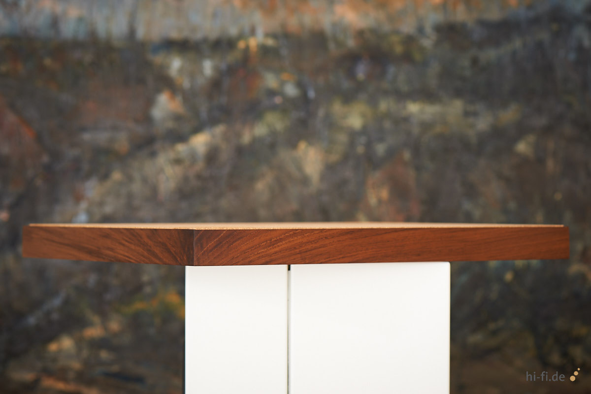 bauer audio dps der plattenspieler ein traum in nussbaum. Black Bedroom Furniture Sets. Home Design Ideas