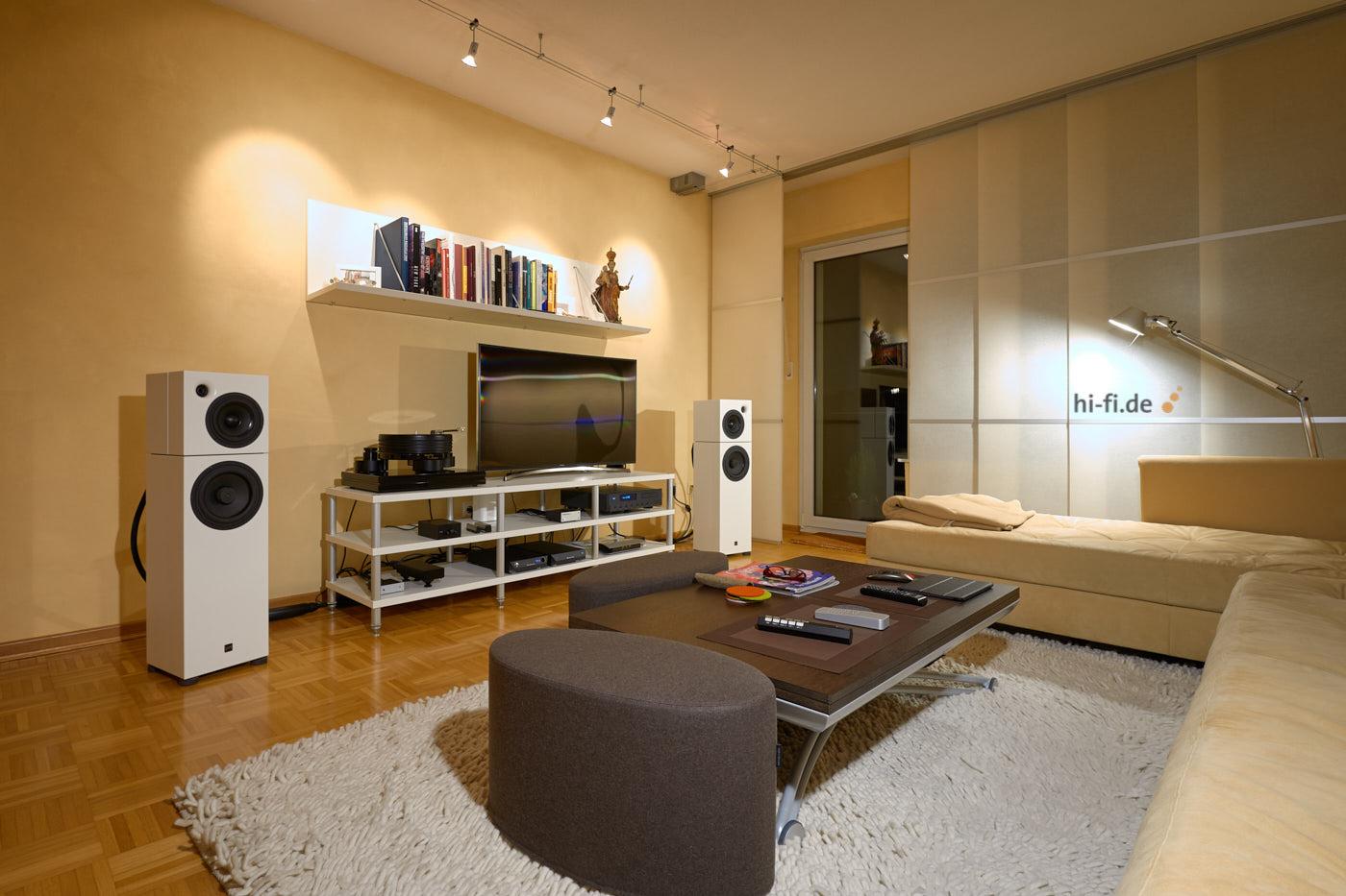 Sehring S 804 Studio - Auralic Aries Femto