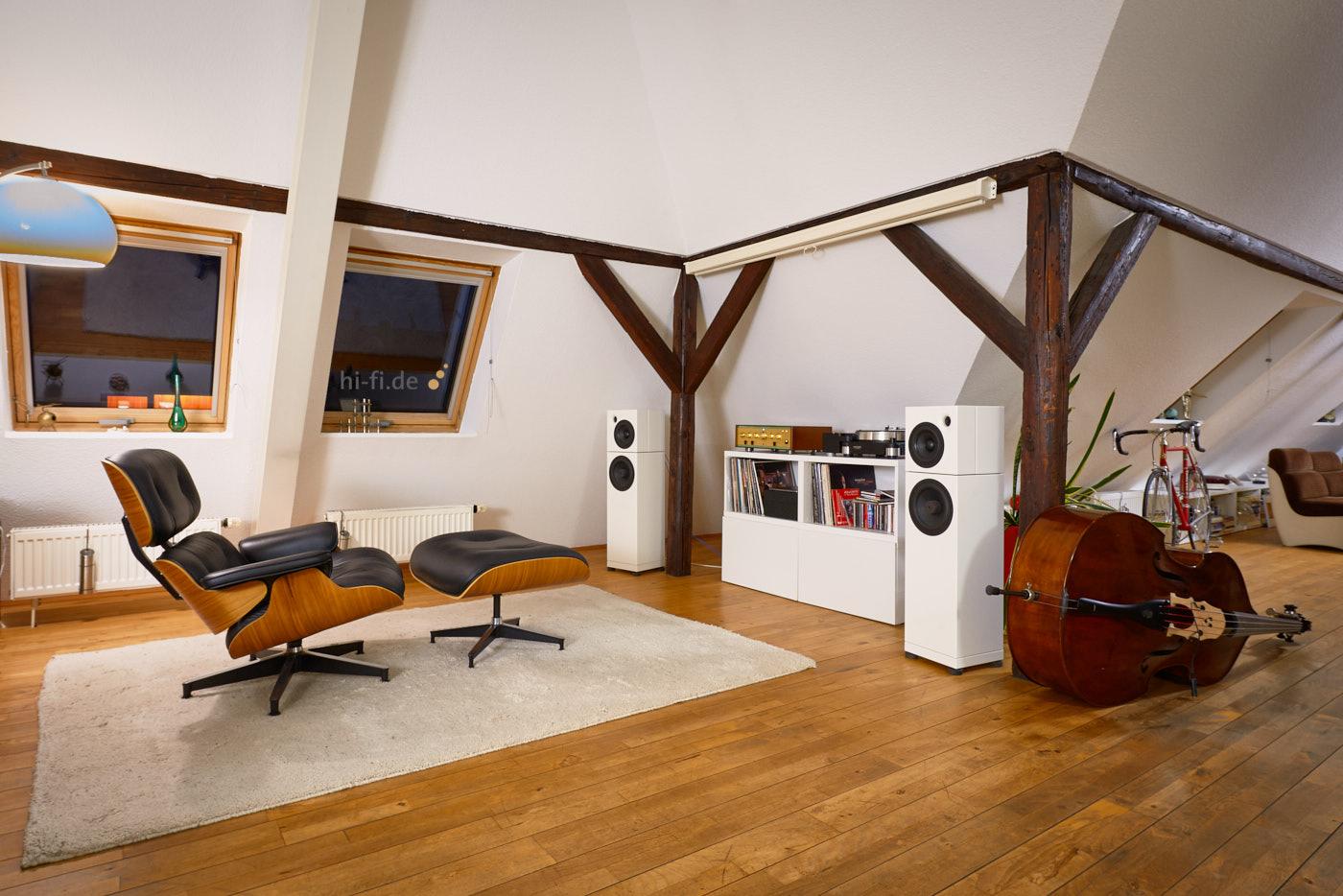 Sehring Audio S 804 Studio auf B 800