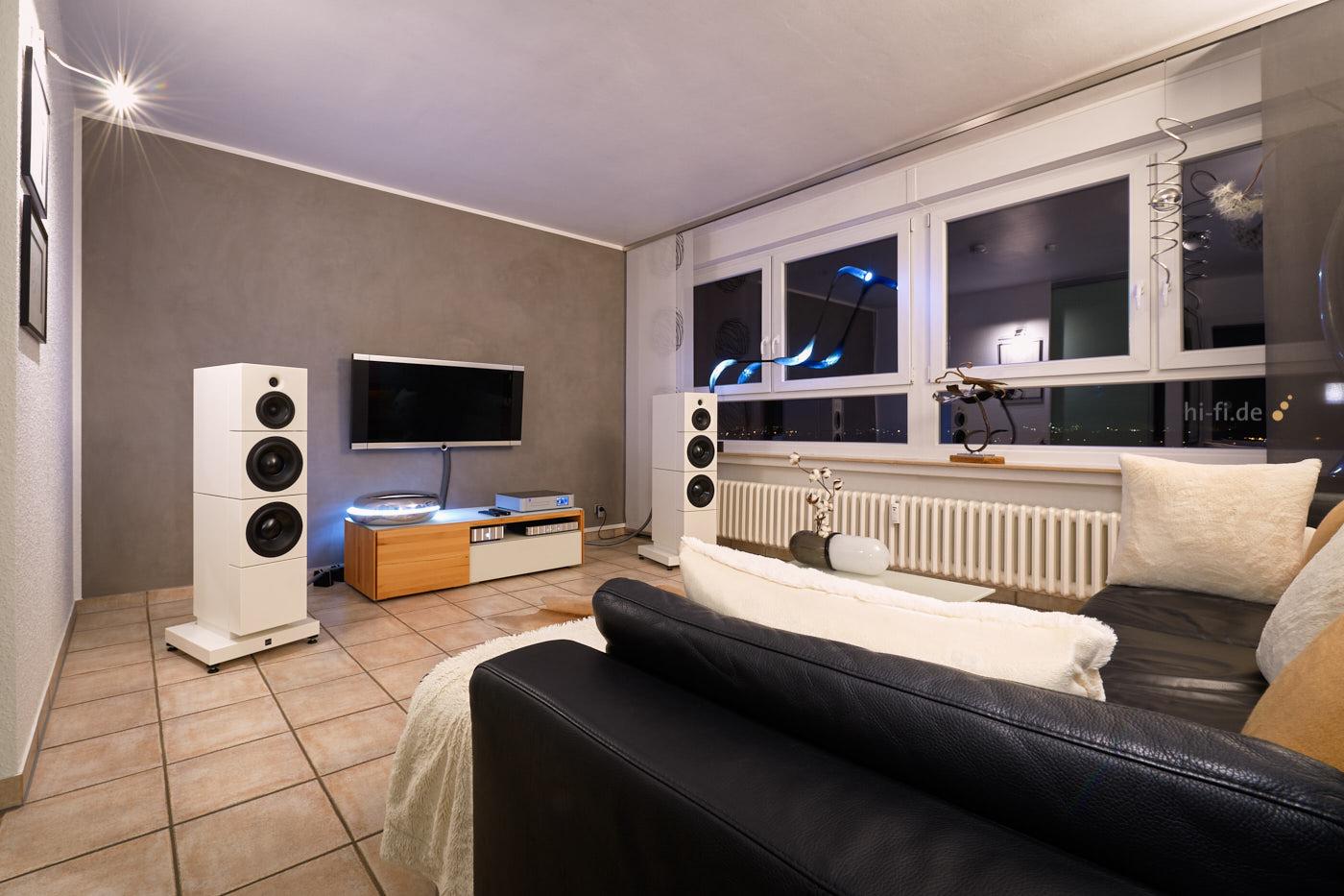 Sehring Audio S 902 B + Jeff Rowland Aeris DAC + M 525