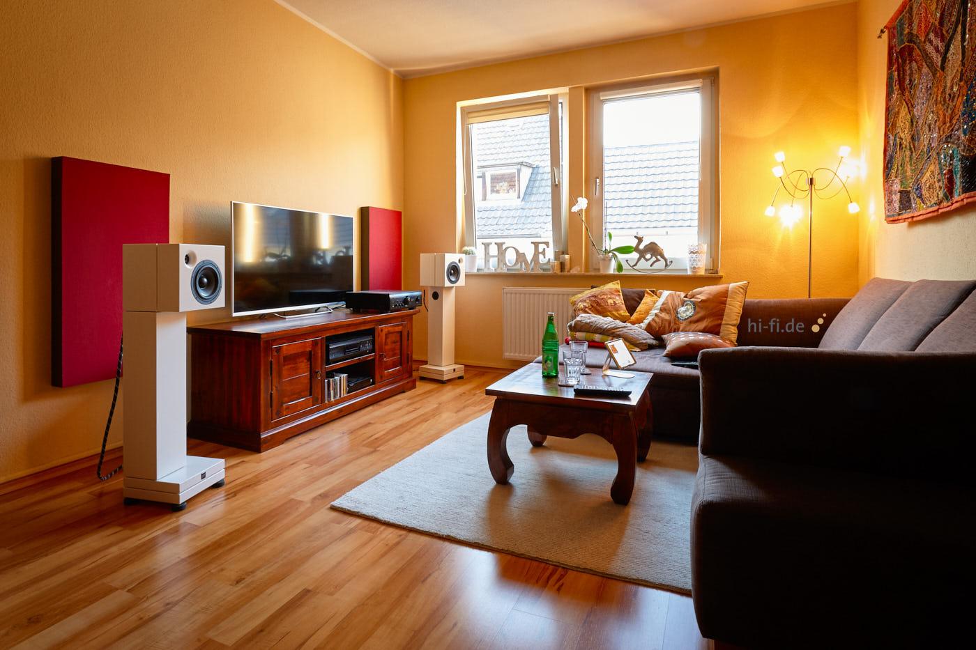 Sehring Audio S 801 Studio auf B 800.5