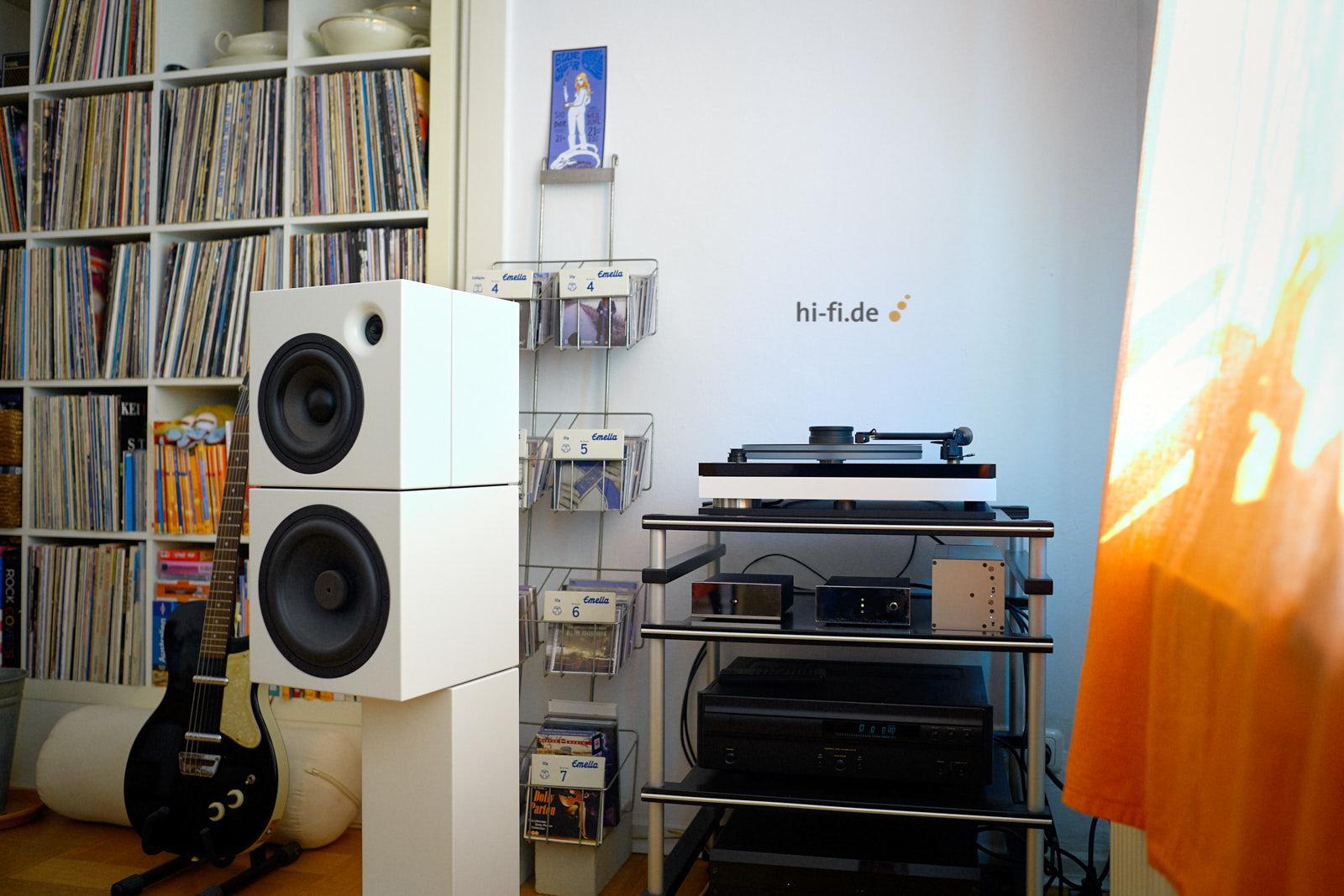 bauer audio dps - Hana SL - Restek MINIRIA+ - Sehring Audio M803