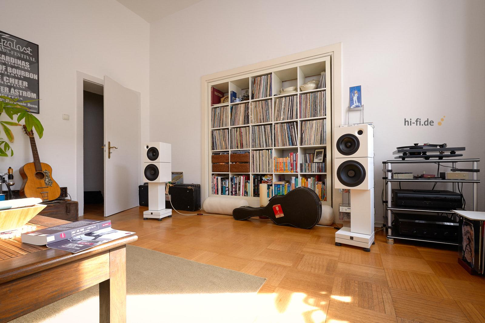 Sehring Audio M803 - Rega Planar 3 - Restek MINIRIA